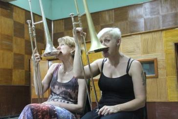 Silly Trombones